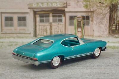 1968 68 Chevrolet Chevelle V-8 SS Super Sport 1/64 Scale Limited Edition Y