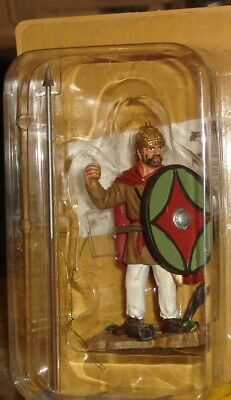 Frontline Metal Figure Toy 1//32 Lead ENGLISH SOLDIER 13th Century with CROSSBOW