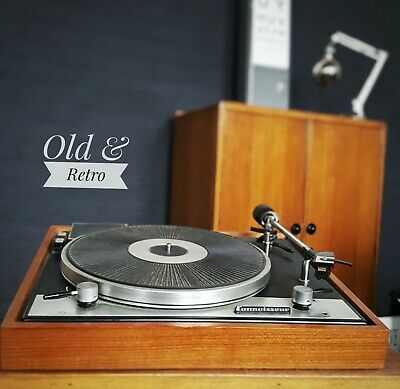 Vintage Connoisseur BD.2 Turntable with SAU-2 Tonearm -
