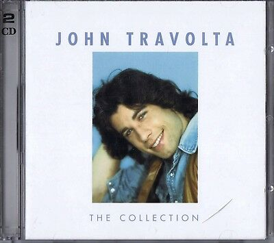 JOHN TRAVOLTA - THE COLLECTION - 2 x CD's