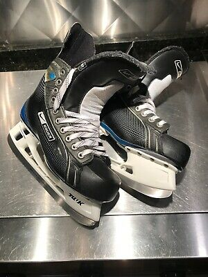 BAUER SUPREME ONE35 Youth Hockey Skates With Tuuk Lightspeed Pro
