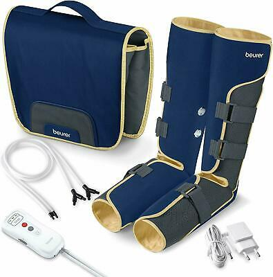 Beurer FM150 Vein Trainer - Compression Leg Therapy Air Massager For Circulation