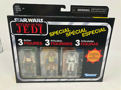 Star Wars The Vintage Collection Skiff Guard Action Figure 3-Pack New IN HAND