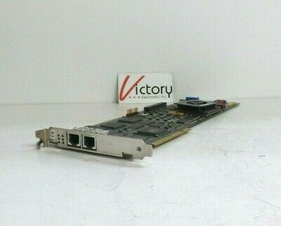 Used Natural Microsystems NMS TX3210 PCI Board   31418   5647C1025   REV C