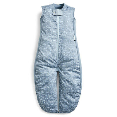 ergoPouch Sleep Suit Bag 0.3 Tog - 3 Sizes Pebble