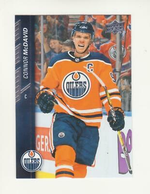 2019-20 Series 1 Connor McDavid 30 Years Of Upper Deck Pick From List (19-20) UD