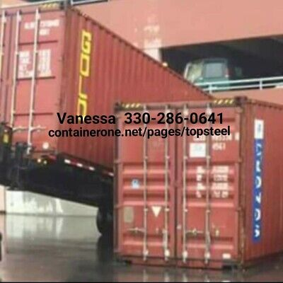 Steel Conex/ Cargo/ Storage/ Shipping Container
