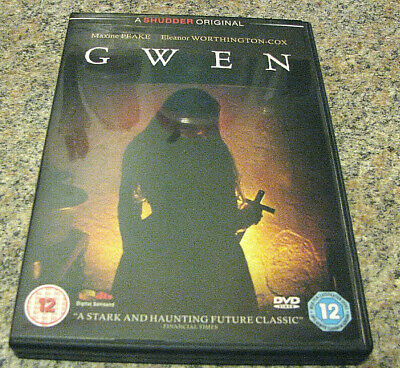 Gwen (Dvd 2019 ) In Stock And Ready To Ship Now