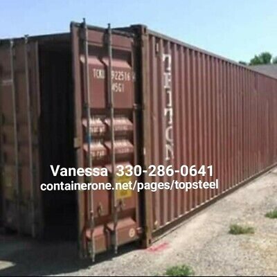Steel Conex/ Storage/ Cargo / Shipping Containers