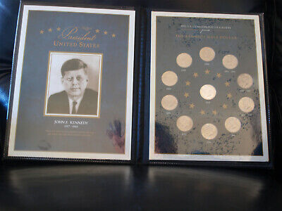 John F. Kennedy Commemorative Coin Collection