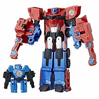 Transformers - Optimus Prime & Hi-Test (Robots in Disguise Activator Combiner),