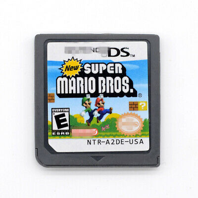 New Super Mario Bros.Game Card Nintendo DS, 2006 for DS DSi 2DS 3DS XL Hot