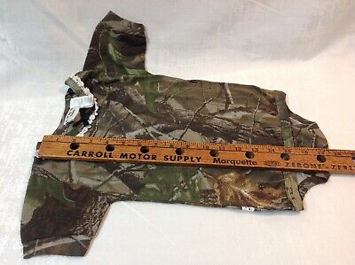 Short Sleeve Camo Camouflage Baby GIRL One Piece 12-18 Months W/ Ruffle Neck