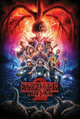 Stranger Things Season 2 DVD