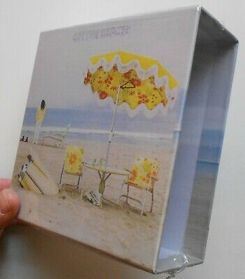 Neil Young On The Beach Empty Box For Japan Mini Lp Cd   P04