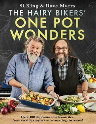 The Hairy Bikers' - One Pot Wonders (H/B) ***SIGNED***