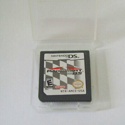 Mario Kart DS ( DS, 2005) Game Cart Cartridge Only for DS / DSi / 3DS XL / 2DS