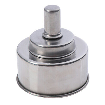 200ml Stainless Steel Alcohol Burner Biology Chemistry Dental Lab Lamp To,X