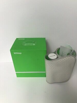 Nokia/Withings BPM Wireless Blood Pressure Monitor BP-801 White/Green (RS860)