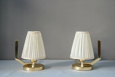 Two Rupert Nikoll Table Lamps, circa 1960s