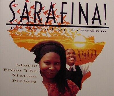 Sarafina! The Sound Of Freedom: Music From The Motion Picture cd