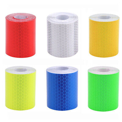 Tape Auto Truck Night Safety Self-adhesive Reflective Strips Arrow Tape Strip