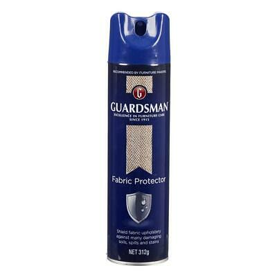 NEW Guardsman Fabric Protector Spray By Spotlight