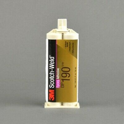 3M Dp190 Scotch Weld Epoxy Structural Adhesive
