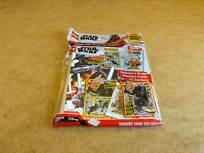 Lego Star Wars Trading Card Game Starter Pack Darth Vader Limited Edition Card