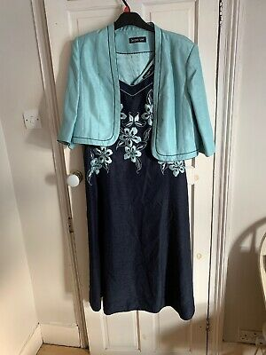 jacques vert Ladies Outfit Size 22 Ideal For Mother Of The Bride
