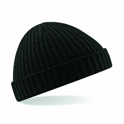 New Knitted Beanie Hat Winter Warm Wooly Unisex Mens Ladies Ski Skull Cap