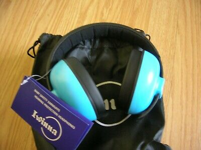 NEW Iwinna Kids Child Safety Ear Muffs Hearing Protection