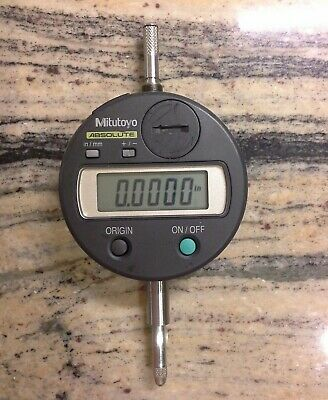 Mitutoyo Absolute Digimatic Dial Test Indicator .