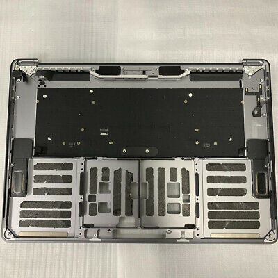 Silver English Layout Laptop Replaced Keyobard for Macbook Air Retina A1707