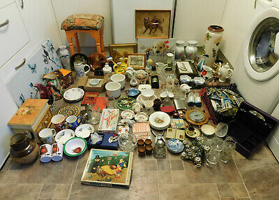 Lot 2 Carboot joblot Items Clearance Carboot Vintage Items bric a brac