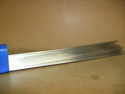 Silver Solder 1.5mm x 500mm 55% x 5 pieces / rods