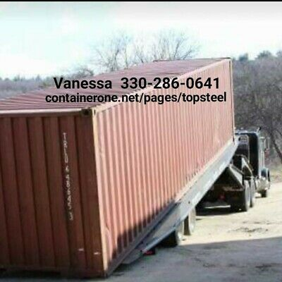 Steel Conex / Cargo / Storage / Shipping Containers