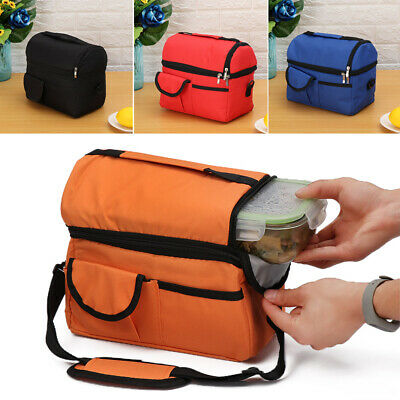 Keep Fresh Large Capacity Lunch Bag Picnic Pouch Food Storage Box Coolbag