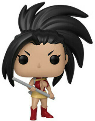 Funko Pop! Animation: - My Hero Academia - Yaoyorozu 889698 (Toy Used Very Good)