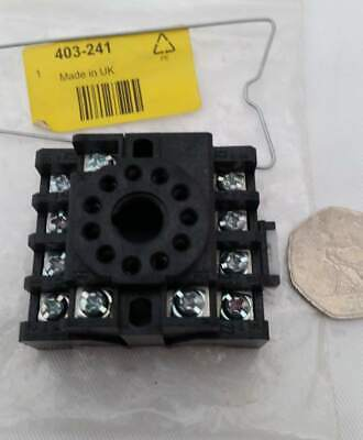 11 pin Relay Socket 403241 RSC 403-241