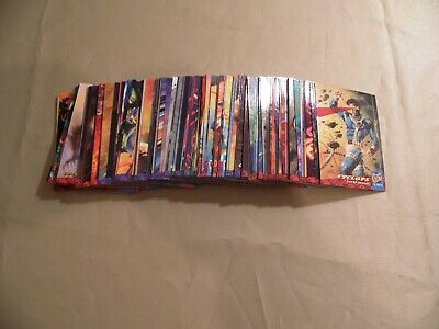 Lot of 140+ 1994 Fleer Ultra X-Men Cards / Free Domestic Shipping