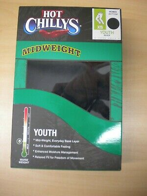 Hot Chillys Base Layer Bottom Youth Size XS