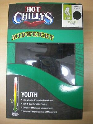 Hot Chillys Base Layer Bottom Youth Size S