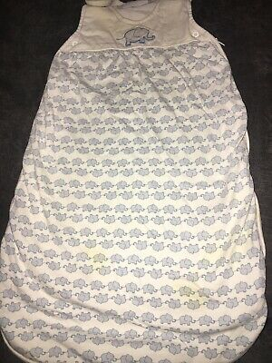 Baby Sleeping Bag From The Little White Company (Age 0-6m) *2.5 Tog*