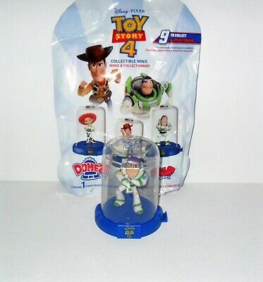 Domez Disney Toy Story 4 Single Loose With Packaging Buzz Lightyear