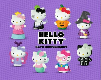 2019 McDONALD'S HELLO KITTY HALLOWEEN HAPPY MEAL TOYS! CHOOSE YOUR FAVORITES!