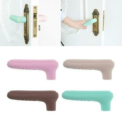Home Door Handle Knob Silicone doorknob Safety Cover Guard Protector Baby