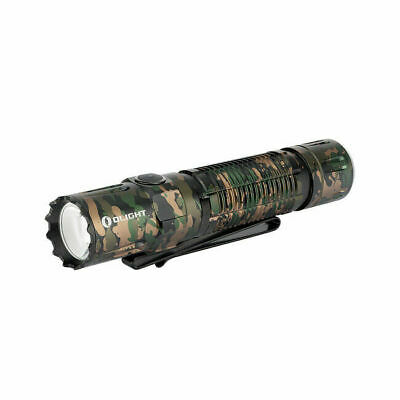 New Olight M2R PRO Warrior - Limited Edition Camouflage Camo Green/Tan/Black