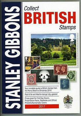 2017 Collect British Stamps by Stanley Gibbons