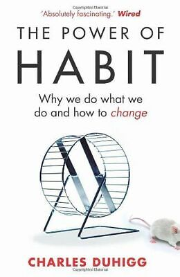 Power of Habit NEW Duhigg Charles